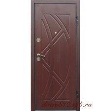 Входная металлическая дверь Булат Луна