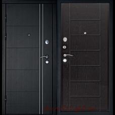 Входная дверь Дверной континент ТЕПЛОЛЮКС (Венге)
