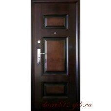 Входная металлическая дверь Генерал