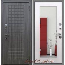 Входная металлическая дверь Гарда S7+ с зеркалом