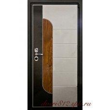 Входная металлическая дверь Калифорния Чиза