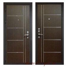 Входная металлическая дверь Кондор Хром