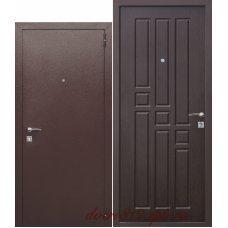Дверь входная Цитадель Гарда 1 замок