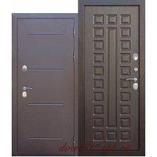 Входная дверь c ТЕРМОРАЗРЫВОМ 11 см Венге