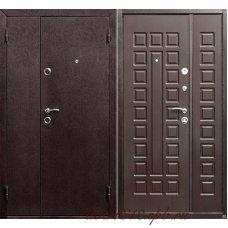 Входная дверь Йошкар двухстворчатая