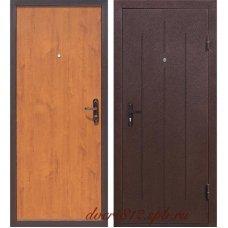 Входная дверь Стройгост 5.1 Рустикальный дуб
