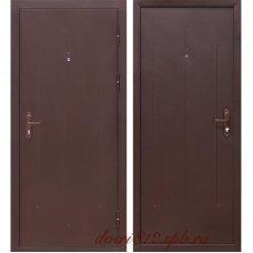 Входная дверь Стройгост 5.1 металл/металл