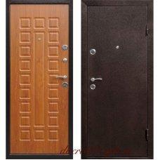 Дверь входная металлическая Йошкар Золотистый дуб