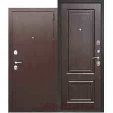 Входная стальная дверь 10 см ТОЛСТЯК РФ Венге