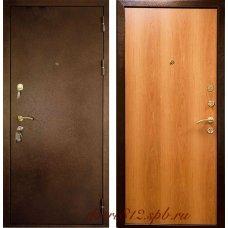 Входные металлические двери Кондор 3 орех