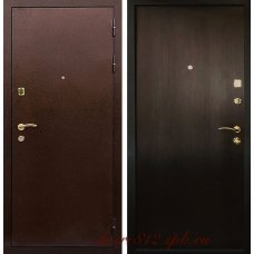 Входные металлические двери Кондор 3 венге