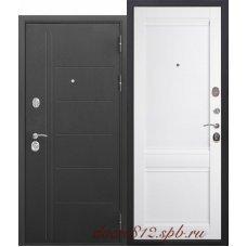 Входная металлическая дверь 10 см Троя муар Аляска Царга