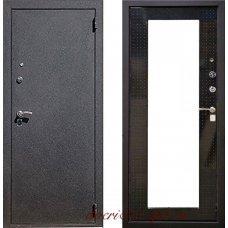 Входная металлическая дверь Futura hi-tech черный металлик