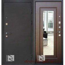Входная дверь Райтвер Престиж лайф зеркало Венге
