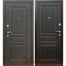 Входная металлическая дверь Райтвер Х4 венге