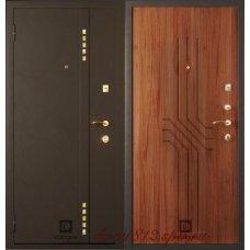 Входная дверь  VolDoor (Волдор) Лайт Коричневый