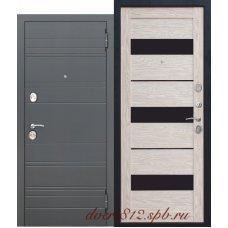 Входная дверь  10,5 см Чарстон Царга Глянец мокко