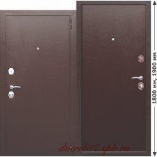 Входная дверь Гарда мини 860 и 960х1800 и 1900 мм