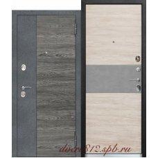 Входная металлическая дверь 9,5 см Орландо