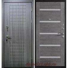 Входная металлическая дверь Кондор С7 Серый