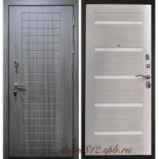 Входная металлическая дверь Кондор С7 Клен