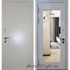 Дверь внутреннего открывания с зеркалом Кондор Х5