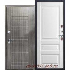 Входная дверь Цитадель 10,5 см Гарда мдф/мдф