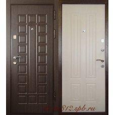 Входная металлическая дверь Кондор Х2 1050х2100 мм