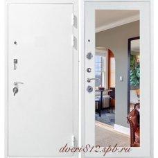 Стальная дверь Garga S12 с зеркалом