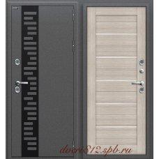 Входная дверь Браво Термо-222 Каппучино