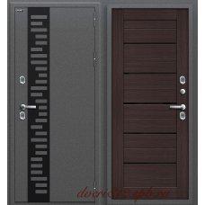 Стальная дверь Браво Термо-222 Венге