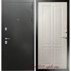Стальная дверь Изотерма Беленый дуб