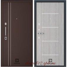 Дверь с терморазрывом Волдор Магнит Дуб серый