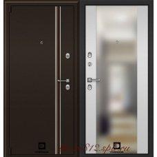 Дверь с терморазрывом Инфинити 3D зеркало Макси