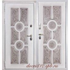Стальная дверь Белуга Версаче