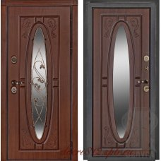 Входная дверь Белуга Фаберже