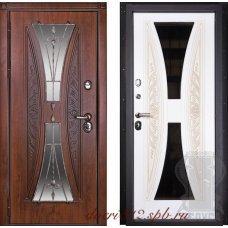 Металлическая дверь Белуга Вернисаж