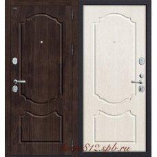 Дверь Groff Р3-310 П-28 Темная Вишня Беленый Дуб