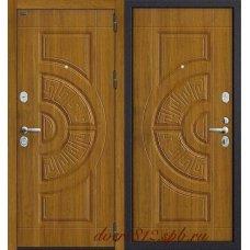 Дверь входная Groff Р3-312 П-4 Золотой Дуб