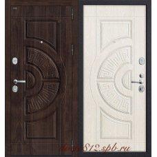 Дверь Groff Р3-312 П-28 Темная Вишня Винорит