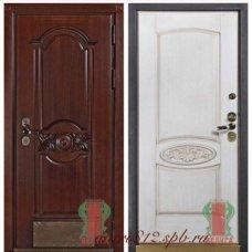 Входная дверь Белуга Сорренто