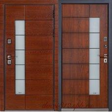 Двери входные Белуга Асти для коттеджа