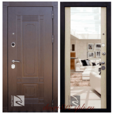 Входная дверь Райтвер Мадрид Зеркало